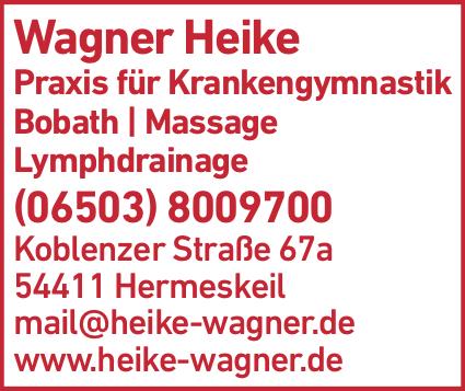 Wagner Heike Praxis Fur Physiotherapie In Hermeskeil In Das Ortliche