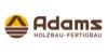 Kundenlogo von Adams Holzbau-Fertigbau GmbH Holzbau