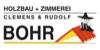 Kundenlogo von Clemens u. Rudolf Bohr Gesellschaft für Holzbau & Zimmerei mbH Zimmerei Holzbau