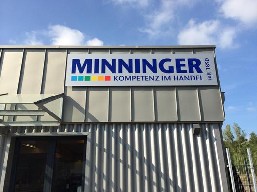 Kundenbild groß 1 J. Minninger KG Baumarkt & Baustoffe
