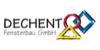 Kundenlogo von Dechent Fensterbau GmbH