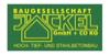 Kundenlogo von Baugesellschaft Werner Jäckel GmbH + Co. KG Bauunternehmen