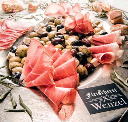 Kundenbild groß 1 Fleischerei Wenzel Partyservice, Feinkost