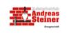 Kundenlogo von Steiner Andreas Baugeschäft