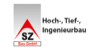 Kundenlogo von SZ Bau GmbH