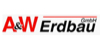 Kundenlogo von A & W Tiefbau GmbH