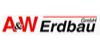 Kundenlogo von A & W Erdbau GmbH Containerdienst