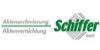 Kundenlogo von Aktenvernichtung Schiffer GmbH