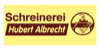 Kundenlogo von Albrecht Hubert Schreinerei u. Fensterbau
